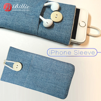 Cloth Handmade Mobile phone bag For iPhone XR XS XS MAX Case Soft Cloth Pouch Bag for iPhone7/8 Plus Sleeve Bag Pouch Wallet