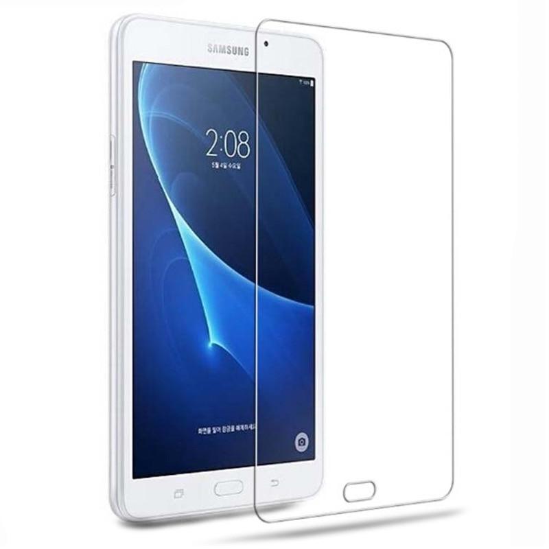 Screen-Protector Sm-T285-Film Free-Phone-Hold Tab A6 Galaxy Tab T280 Samsung Glass