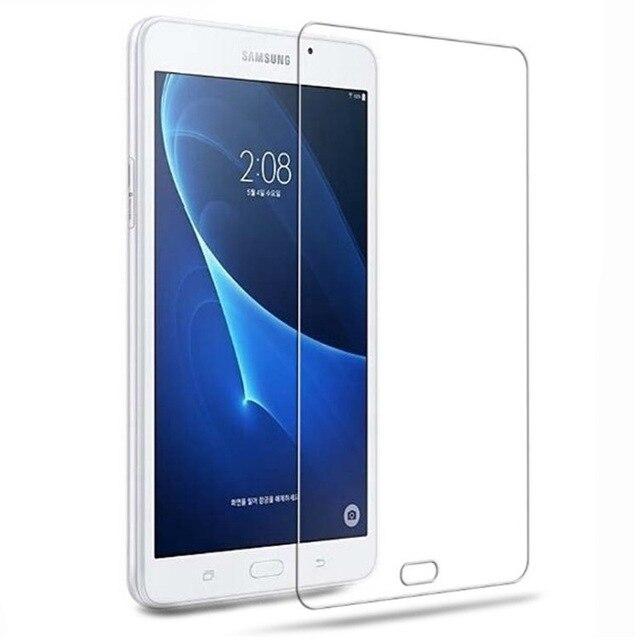 Закаленного Стекло для Samsung Galaxy tab A6 7,0 T280 T285 Экран протектор Sm-t285 Film tab a6 7,0 дюйма с бесплатный телефон держать