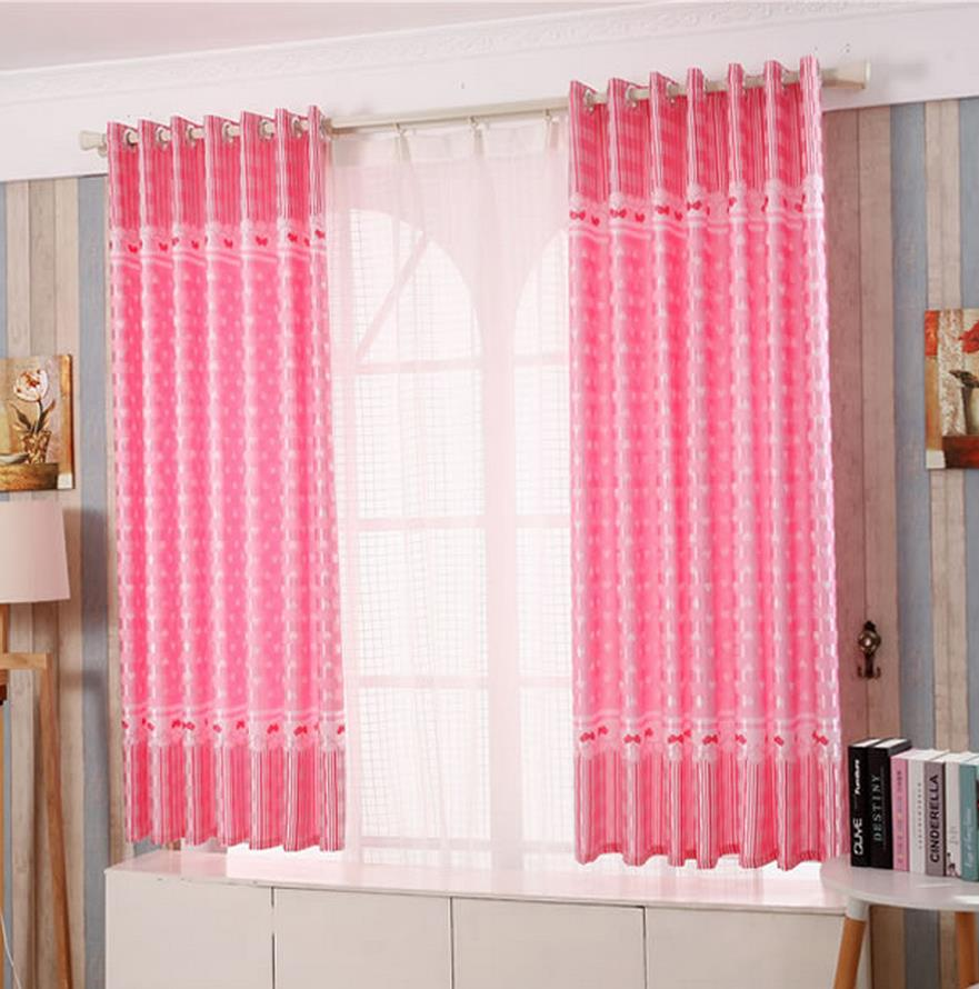 Online Get Cheap Short Bedroom Window Curtains Aliexpresscom