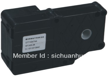 Sample Mode Control Electronic Actuator Assembly, automotive air conditioning components CHKZ 2.001.010