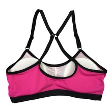 Fitness Bra Women Push Up Crop Tops Breathable Fitness Stretch Underwear With Padding Tanks & Camis YRD