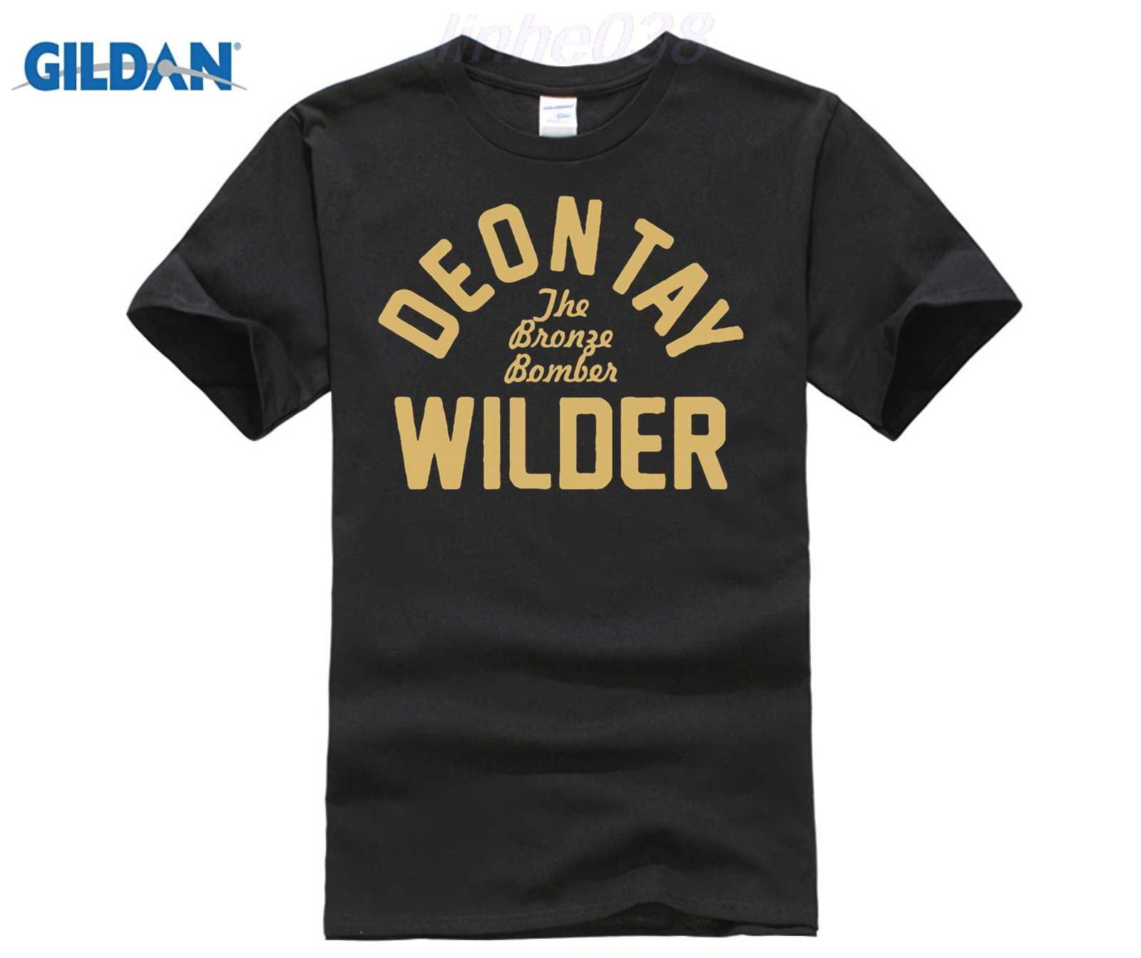 2b668e744368 Detail Feedback Questions about DEONTAY WILDER SHIRT Summer Mens T ...