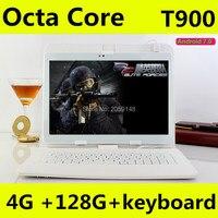 10,1 zoll tablet pc Android 7.0 octa-core RAM 4 GB ROM 128 GB Dual SIM Bluetooth GPS 1920X1200 IPS Intelligente tabletten pcs T900 101''
