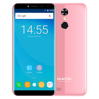Original OUKITEL C8 5 5 18 9 HD Android 7 0 4G Mobile Phone 8MP Cam