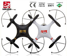 Free shipping Hot Skywalker 6CH Quadcopter With Camera with gyro 2 4G 6 channel 3D fly