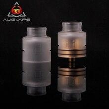Augvape Druga RDA Acrylic Replacement Top Cap Kit for Druga RDA Electronic Cigarette Tank Atomizer Dripka Vaporizer Vape Tank