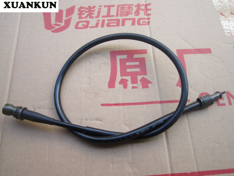 XUANKUN QJ125-18A Km Line QJ150-12 -16 Mileage Line Code Line