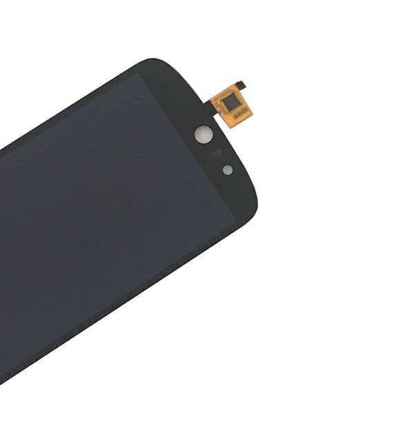 Wysokiej jakości Cal 4.5 do ekranu dotykowego Acer Liquid Z530 + ekran dotykowy Digitizer Assembly czarny biały kolor z zestawami