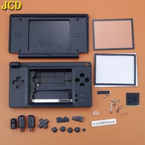 Image 2 - JCD 1 sztuk pełna gra Protect Cases obudowa pokrywa zestaw ze śrubokrętem dla Nintend DS Lite NDSL naprawa obudowa wymienna Case