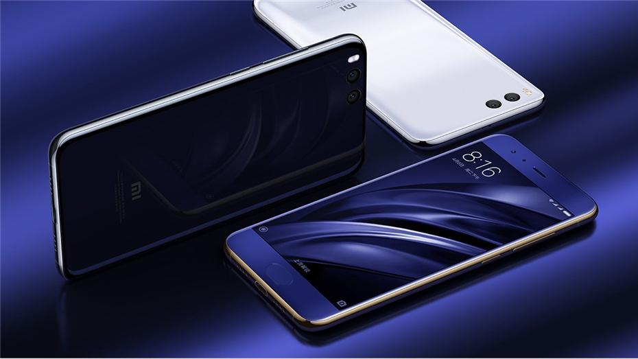 New Original Xiaomi Mi6 Mi 6 Snapdragon 835 Smartphone 6GB RAM 64GB ROM Adreno540 Fingerprint ID FDD 12MP 5.15 1080P MIUI 8 NFC (7)