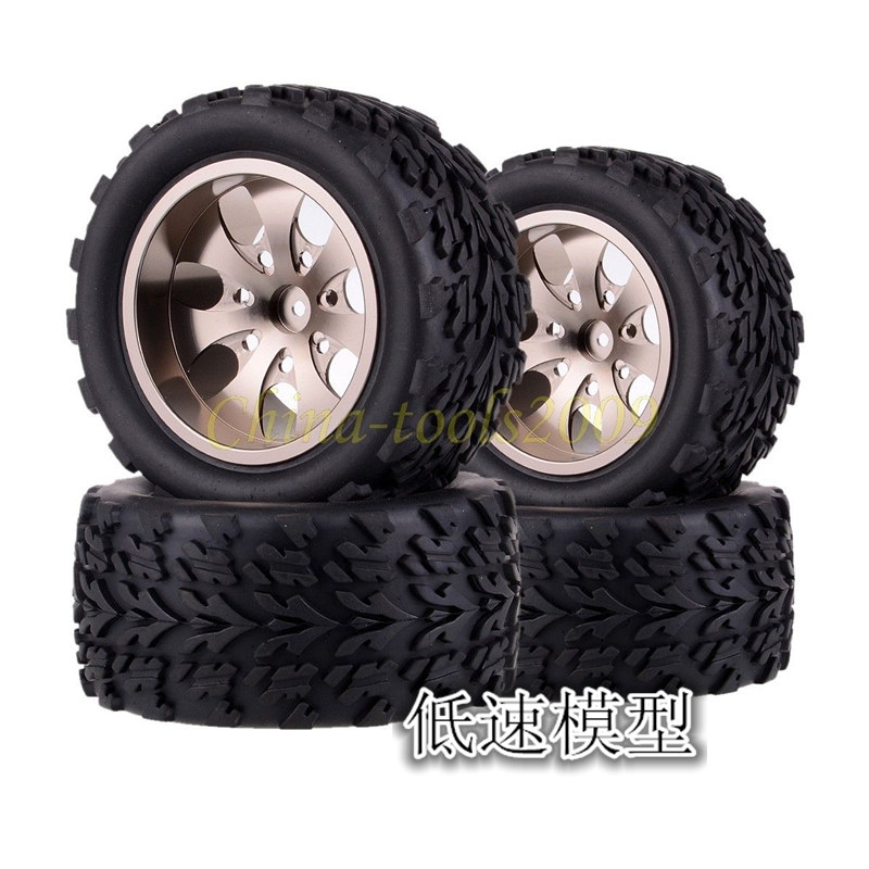 Event specials 4 HSP unlimited 1 10 metal big tires 94111 94188 tires and other HPI
