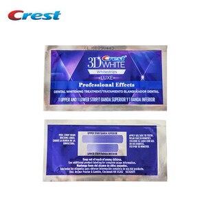 Image 3 - 3D Whitestrips Luxe 전문 효과 구강 위생 치아 미백 치과 치료 5/10/20 치료 Original White Strips