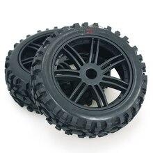 2 шт./4 шт. 8dj-07 1/8 all terrain шины внедорожных Грузовиков X3 hobao8sc/HPI/V короткие шипы высокое качество износостойкости Бесплатная доставка