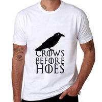 Tailored Shirts Crew Neck Men Game Of Thrones Black Short Sleeve Men Cotton T Shirt Funny