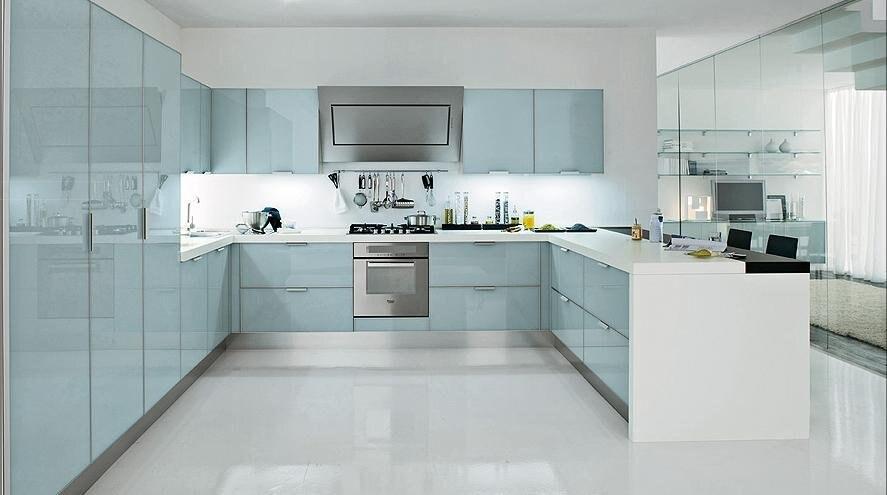 US $1200.0 |Individuelle massivholz küchenschrank/küche möbel/küche  schrank/blum schublade-in Küchenkabinett Teile & Zubehör aus  Heimwerkerbedarf bei ...