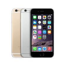 Used Original Unlocked Apple iPhone6 iphone 6 Unlocked 4.7inch 16GB/64GB/128GB 3 Colors Available fingerprint Used phone