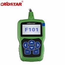 OBDSTAR F101 для TOYOTA Immo(G) инструмент для программирования ключей сброса для 4D 72 чип иммобилайзер сброс обновления на TF карту
