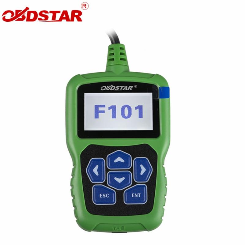 OBDSTAR F101 Per TOYOTA Immo (G) tasto di Reset Strumento di Programmazione Per 4D 72 Chip di Immobilizzatore di Reset Aggiornamento Da Carta di TF