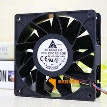 PFC1212DE 12V4. 8 Ant S7 S9 D3 L3 E9 до и после охлаждения вентилятор магический дракон