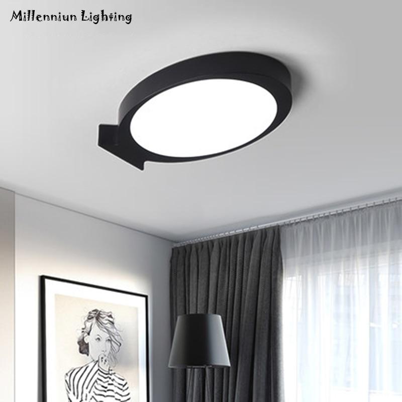 Led ceiling lamp fish-shaped children