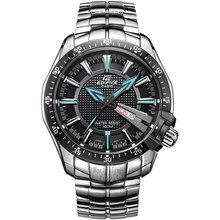 CASIO Часы стали ремни кварцевые мужские часы Повседневная мода мужские часы EF-130D-1A2 EF-130D-1A4 EF-130D-1A5 EF-131D-1A1