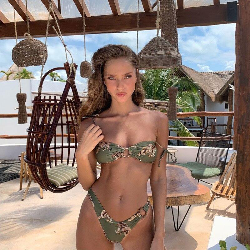 HTB1tuyleaSs3KVjSZPiq6AsiVXas Miyouj Sexy Bandeau Bikini Bandage Swimwear Women Solid Swimwear 2019 Bathing Suits Rings Bikini Set Hollow Out Biquini Swimwear