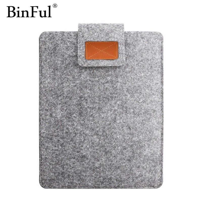 Binful Woolfelt чехол 9,7, 11, 12, 13, 15, 17 дюймов, Защитная сумка для ноутбука/рукав для Apple Macbook Air Pro Retina чехол Крышка 13,3