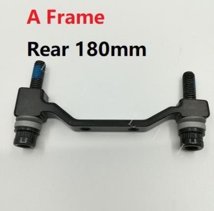 Hydraulic Disc Brake/&Line Pull Disc Brake Adapter IS 180//203mm Brake Disc Brake