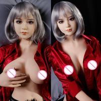 HDK 158cm Real doll Sex Pussy Realistic Life Size Silicone Sex dolls For Men Love Doll Adult Toys Oral Anal Vagina Sex dolls
