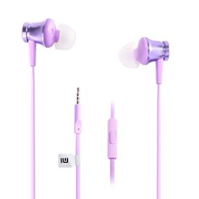 Original Xiaomi Piston Basic 3.5mm Wire Control Earphone 1.25m Music In-Ear Stereo Mic For MI5 redmi note 3 redmi3 & smartphone