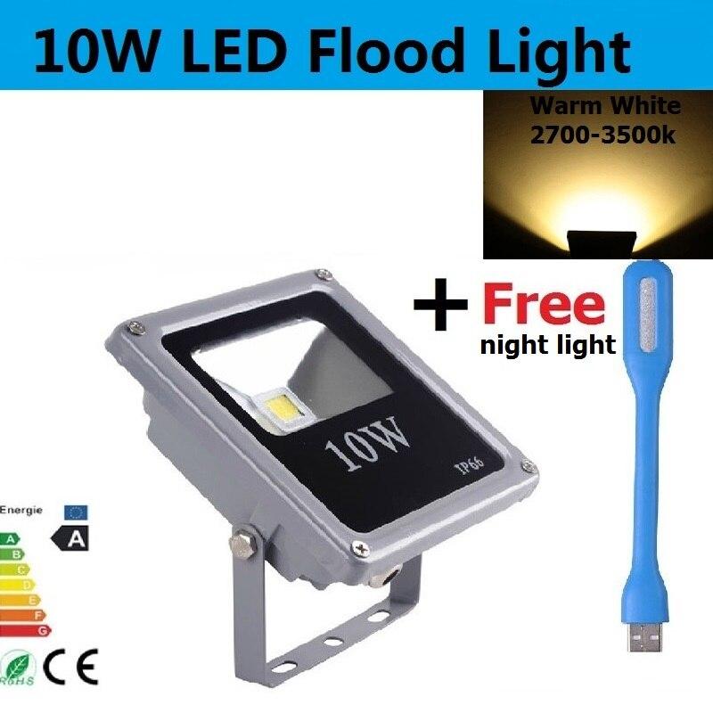 2016 New Mini 10w Led Flood Light Waterproof Floodlight