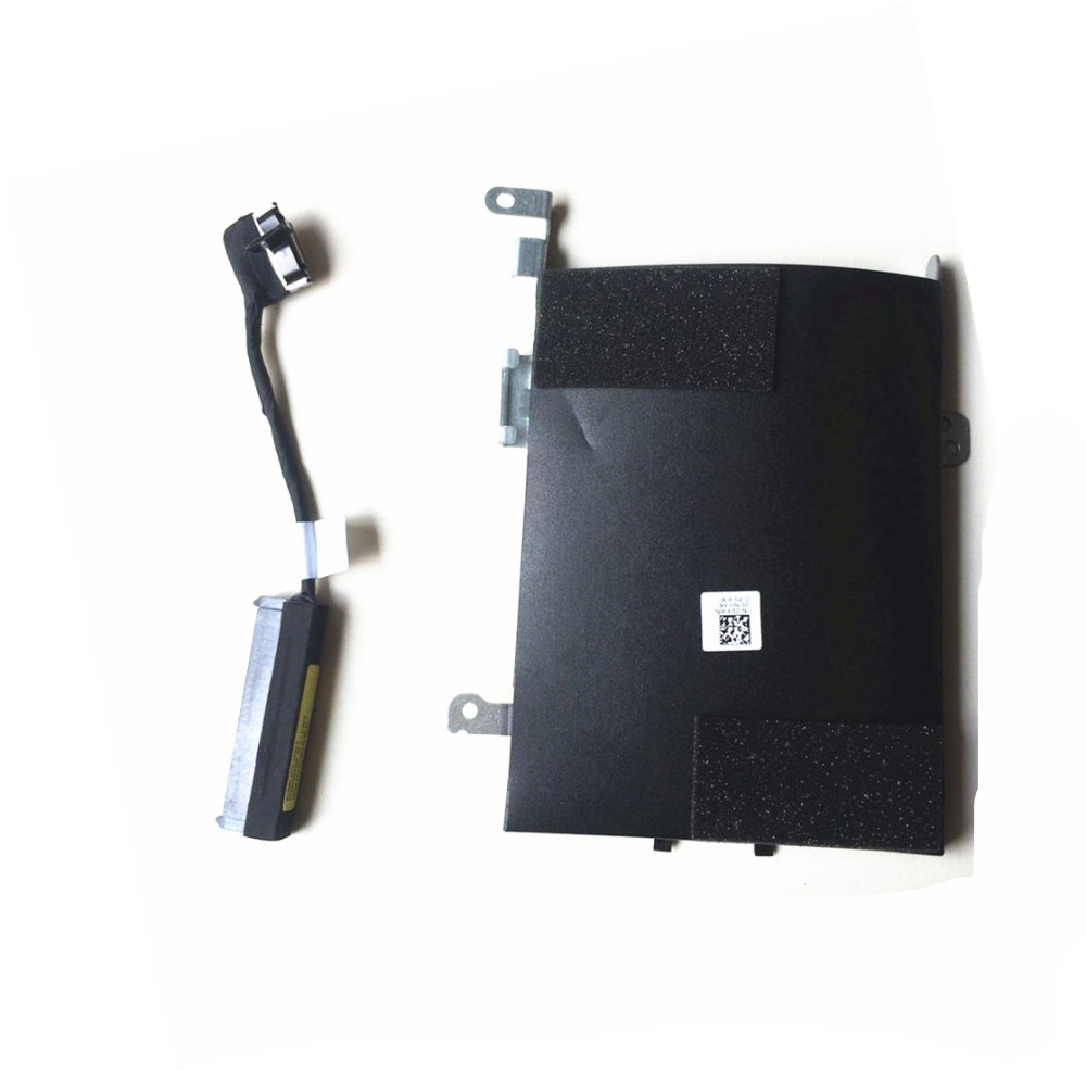NEW for <font><b>Dell</b></font> Latitude E5570 Precision <font><b>3510</b></font> HDD Cable 4G9GN + Caddy Bracket image