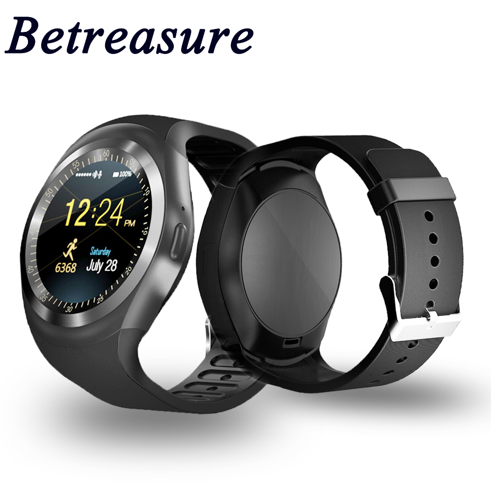 betreasure bw01 smart watch android sport bluetooth. Black Bedroom Furniture Sets. Home Design Ideas