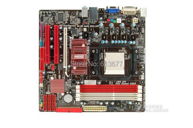 100% original motherboard desktop para Biostar TA880GC 6.x Soquete AM3 DDR3 frete grátis