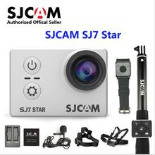 SJCAM SJ7 Star wifi Ambarella A12S75 4K 24fps Ultra HD Waterproof Action Camera 2 0 Touch