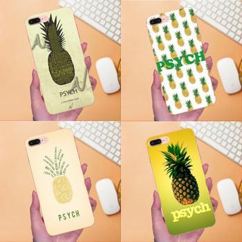 Dla Xiaomi Redmi uwaga 2 3 3 S 4 4A 4X5 5A 6 6A Pro Plus miękka TPU projekt dostosowane niesamowite Psych ananas