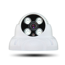 CCTV Camera 1200TVL IR Cut Filter 4 Array Leds Day/Night Vision Home Security Video Bullet Indoor Surveillance Camera