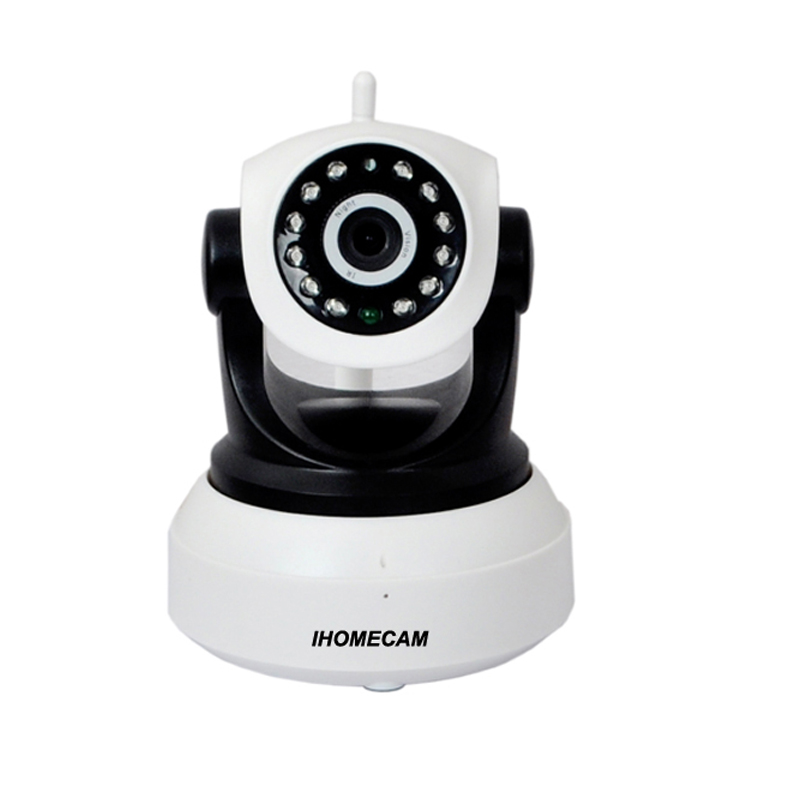 IHOMECAM ICAM-608 HD 720P Wireless IP Camera Wifi Infrared Night Vision Network CCTV WIFI P2P Onvif - VSTARCAMandIHOMECAM Store store
