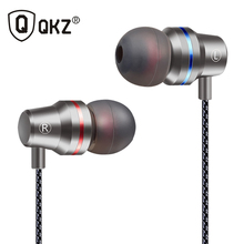 Earphones QKZ DM1 In Ear Earphone Special Edition Headset Earphones Clear Bass Earphone With Microphone 3