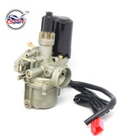 17mm Carb Carburetor For Honda 2 Stroke 50cc Dio 50 18 27 28 SA50 SK50 SYM DD50 SP ZX34 35 Kymco Scooter