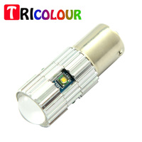 HK POST FREE 2 X High Power 25W 5 CREE LED S25 1156 1157 BA15S BAY15D