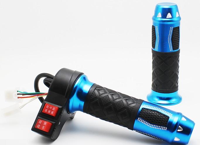 blue 3 speed reverse