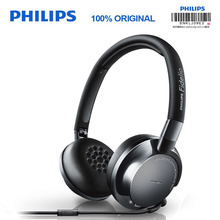 Купить с кэшбэком Philips Fidelio1/0 headphones voted best product in 2016 with 40 mm high-power drive 2meters Line Length for xiaomi smartphone