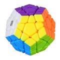 YONGJUN YUHU Megaminx Stickerless Magic Cube