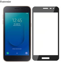 Tempered Glass For Samsung Galaxy J2 Core 2018 Full Cover Screen Protec