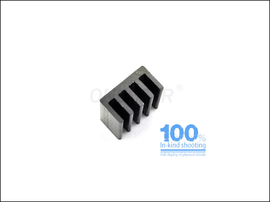 Aluminum Routing Heatsink Electronic Chip Cooling Radiator for A4988 Chip Free shipping Hot sale 2019 10