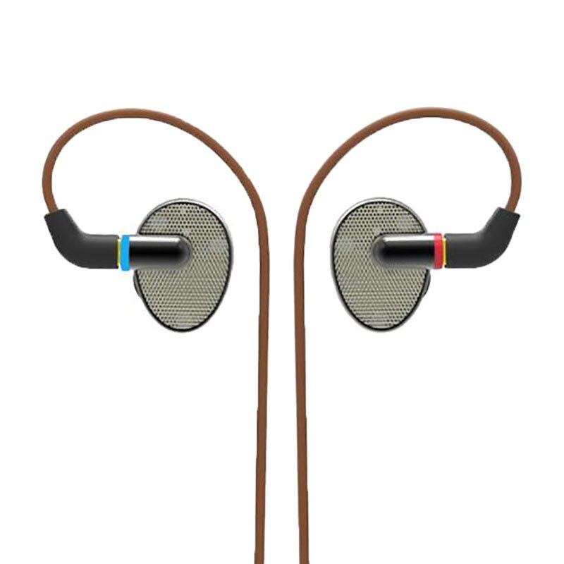 Wooeasy SENFER EN900 2DD+2BA Hybrid 4 Drive Unit In Ear Earphone DJ HIFI Earplhone With MMCX Interface Free Shipping