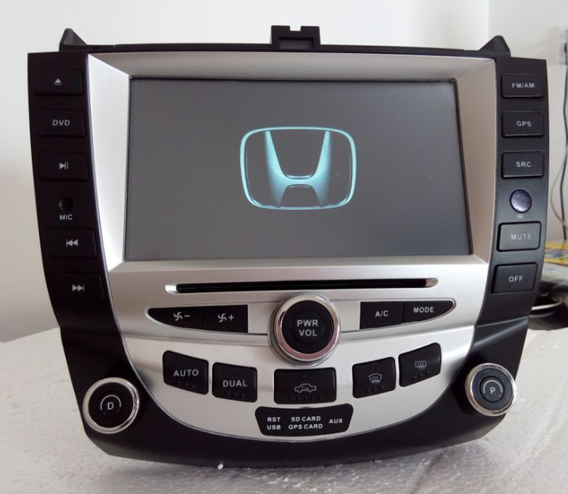 Free Shipping Car Radio Player For Honda Accord 7 With Canbus Gps Rhaliexpress: Car Radio Honda Accord At Elf-jo.com