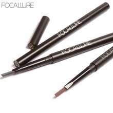 Focallure Eyebrow Pencil Waterproof Automatic Pen Long Lasting Women Makeup Beauty Tools 3 Color High Quality Eye Brow